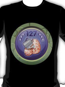 Glitch Achievement compulsive moisturizer T-Shirt
