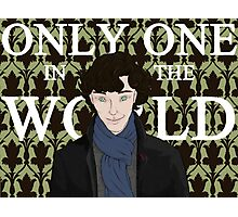 Only One in the World Photographic Print