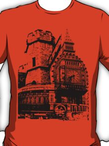 London Composite Pen and Ink T-Shirt