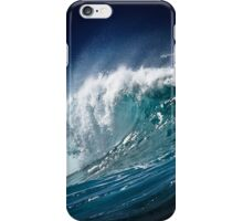 Winter Waves At Pipeline 15 iPhone Case/Skin