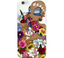 Queen of Flowers iPhone Case/Skin