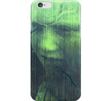 All She Left Was a Ghost iPhone Case/Skin