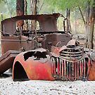 Rusted by Leanne Allen