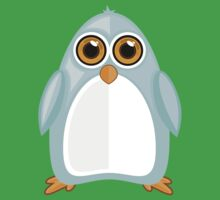 Baby Blue Penguin Kids Clothes