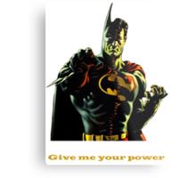 super batman Metal Print