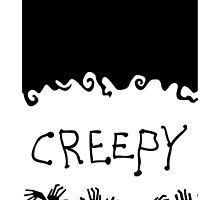 Creepy by Yasmina Baggili