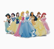 Disney Princesses Kids Clothes