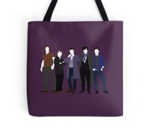 Superwholock Tote Bag
