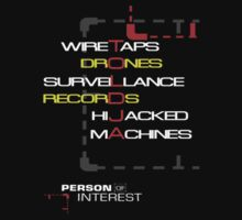 Person of Interest TOLDJA design (normal) by CyberWingman