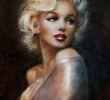 Marilyn romantic soft by TheoDanella