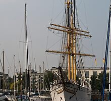 Mercator - Oostende by Country  Pursuits