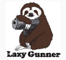 Lazy Gunner T-Shirt