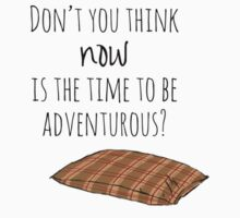 Time to be adventurous by FroggyDarren