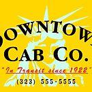 Downtown Cab Company Liberty by puppaluppa