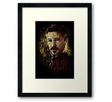 Lord Baelish Framed Print