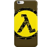 Lambda iPhone Case/Skin