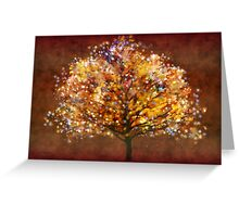 Christmas tree '... Greeting Card