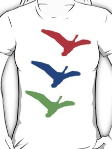 Primary Geese T-Shirt