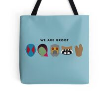 We Are Groot Tote Bag