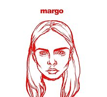 Paper Towns: Margo by iumba