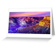 Grand Canyon - Magic Moment Greeting Card