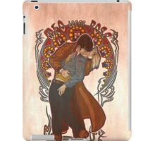 Who Loves Rose iPad Case/Skin
