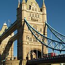 TOWER BRIDGE LONDON by gothgirl