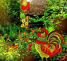 Ukrainian fairytale  by LudaNayvelt