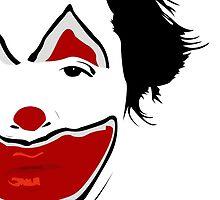 Slug clown by steemedrice