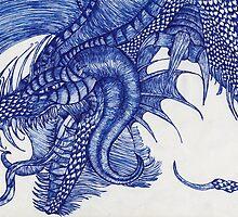 Dragon by Jessica-Harris