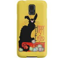 Le Chat Noir - Easter Samsung Galaxy Case/Skin