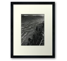 Fort Lauderdale, night Framed Print