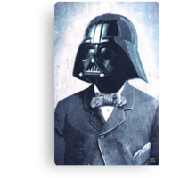 Formal Vader Canvas Print