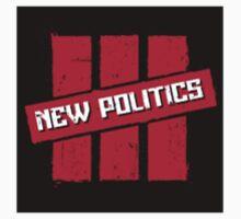 New Politics - Logo by scruffy1b
