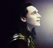 Loki - Incomplete by LindaMarieAnson
