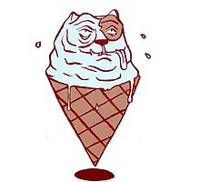Ice Cream Dog by Emily Fromm