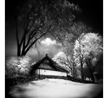 Infrared 9 Photographic Print