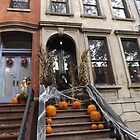 Halloween Decorations, Jersey City, New Jersey by lenspiro