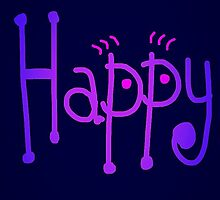 Happy by ChellBell