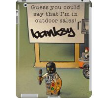 Guess you could say that I'm in outdoor sales! iPad Case/Skin