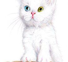 Cuddly Kitten by DarthKawaii42