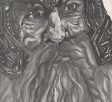 Dwarf Beard by Jake Cousins