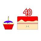Not so happy 40 birthday by beerman70