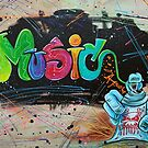 Street Music by Laura Barbosa