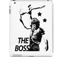 The Boss iPad Case/Skin
