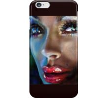 Brilliant Eyes iPhone Case/Skin
