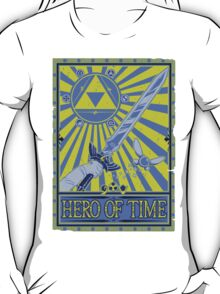 Wanted: Hero of Time T-Shirt