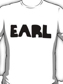 Earl Version 1 Black Ink T-Shirt
