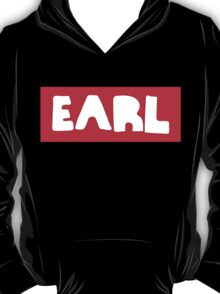 Earl Sweatshirt Sweatshirt Version SUPREME T-Shirt