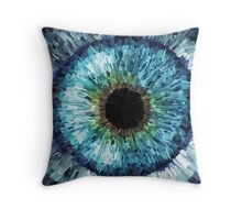 Inseyed Throw Pillow